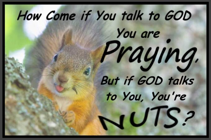About Prayer