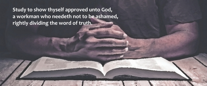Bible study header