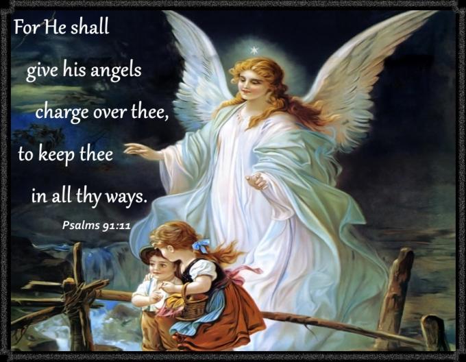 Psalms 91 11