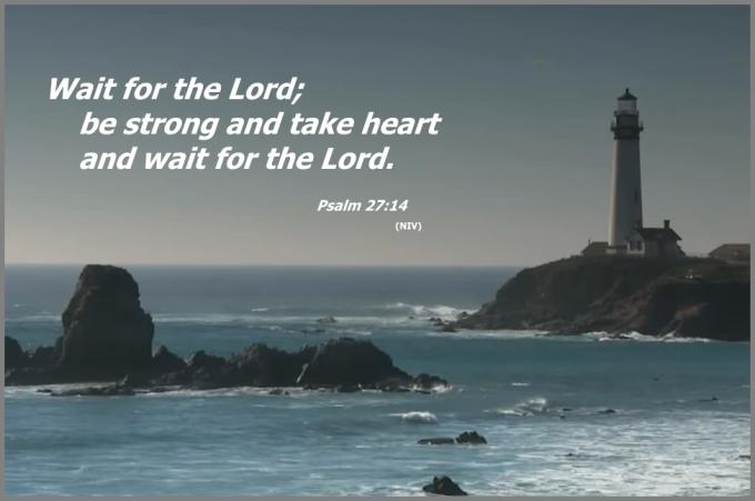 Psalms 27 14