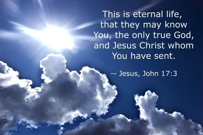 John 17-3