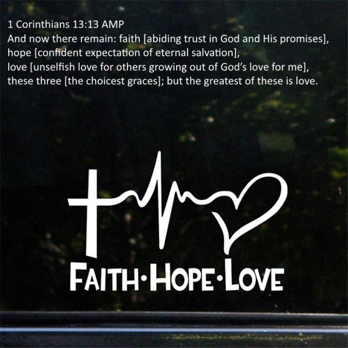 1 Corinthians 13 13 06-01-2020