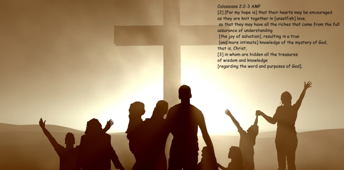 Colossians 2 2-3 06-13-2020
