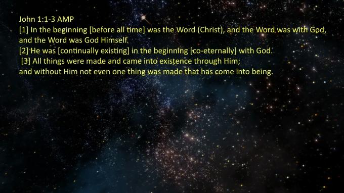 John 1 1 3