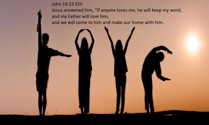 John 14 23 06-22-2020