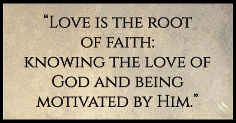 Love Is The Root 06-14-2020