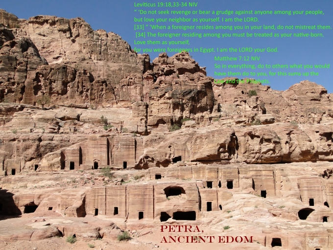 PETRA, ANCIENT EDOM 06-26-2020