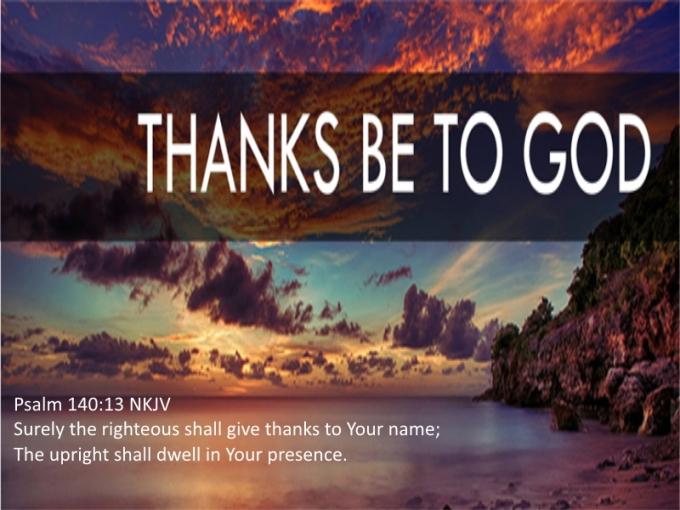 Psalms 140 13 06-30-2020