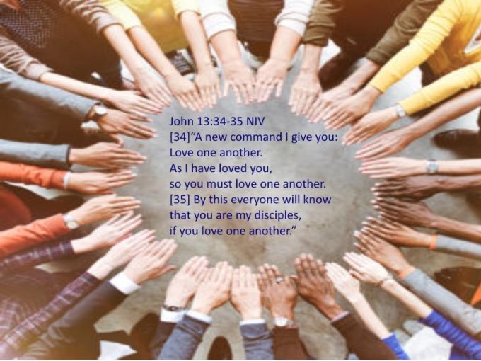 John 13 34-35 07-05-2020