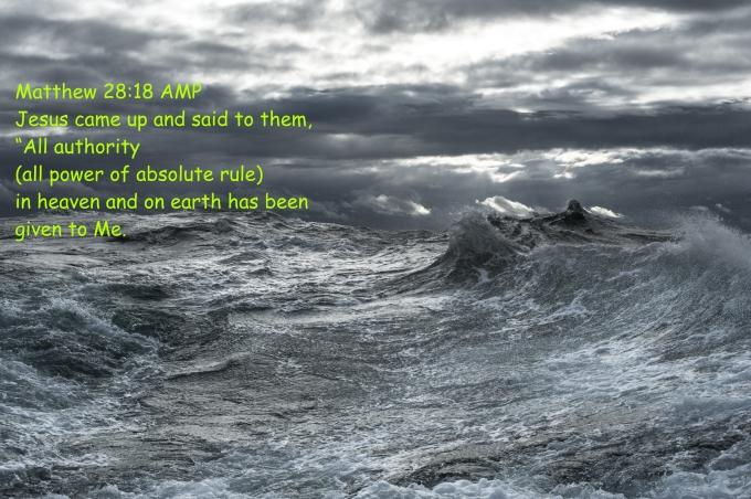 Matthew 28 18 07-30-2020