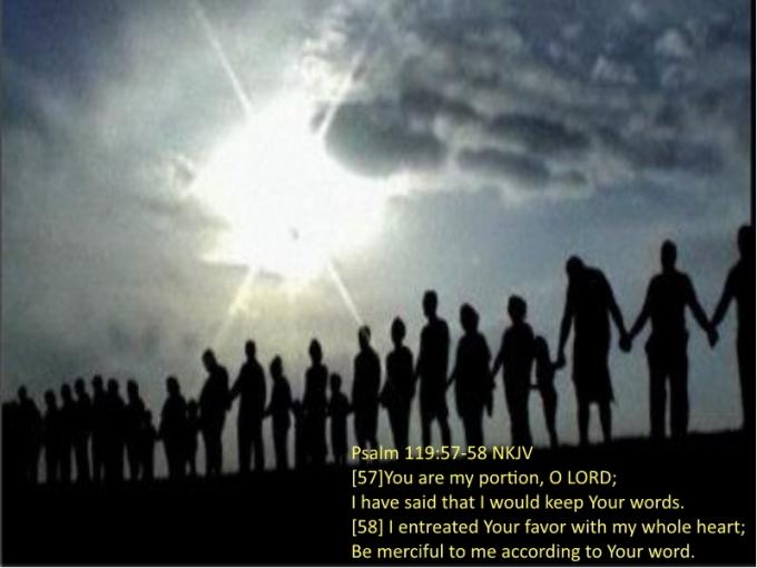 Psalms 119 57 58 07-03-2020