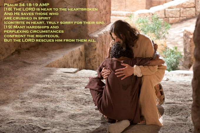 Psalms 34 18-19 07-09-2020