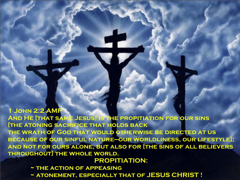 1 John 2-2 08-15-2020