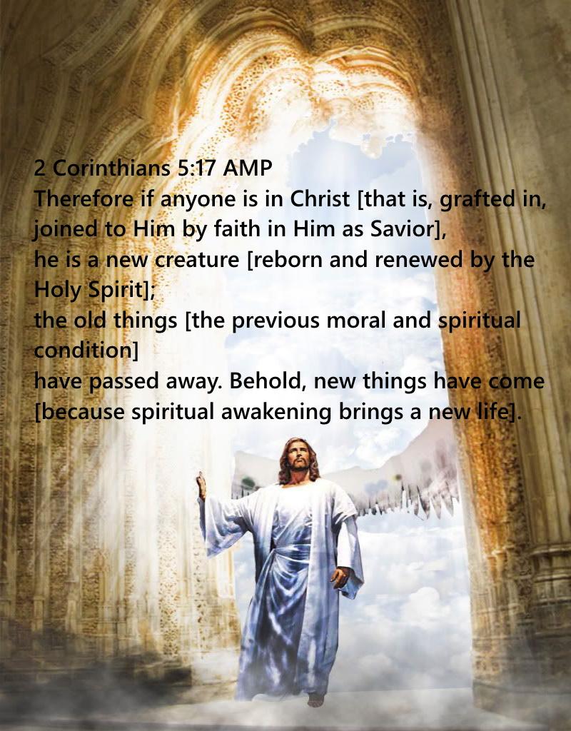 2 Corinthians 5 17 08-28-2020