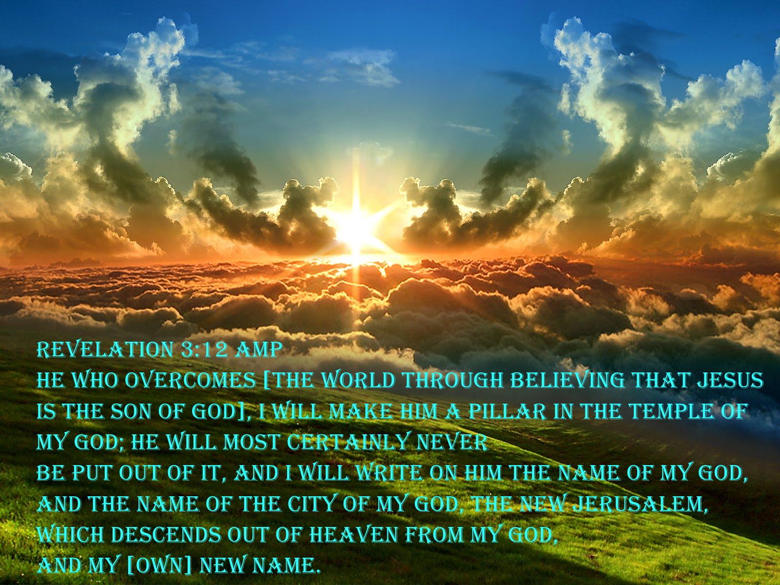 Revelation 3 12 08-24-2020