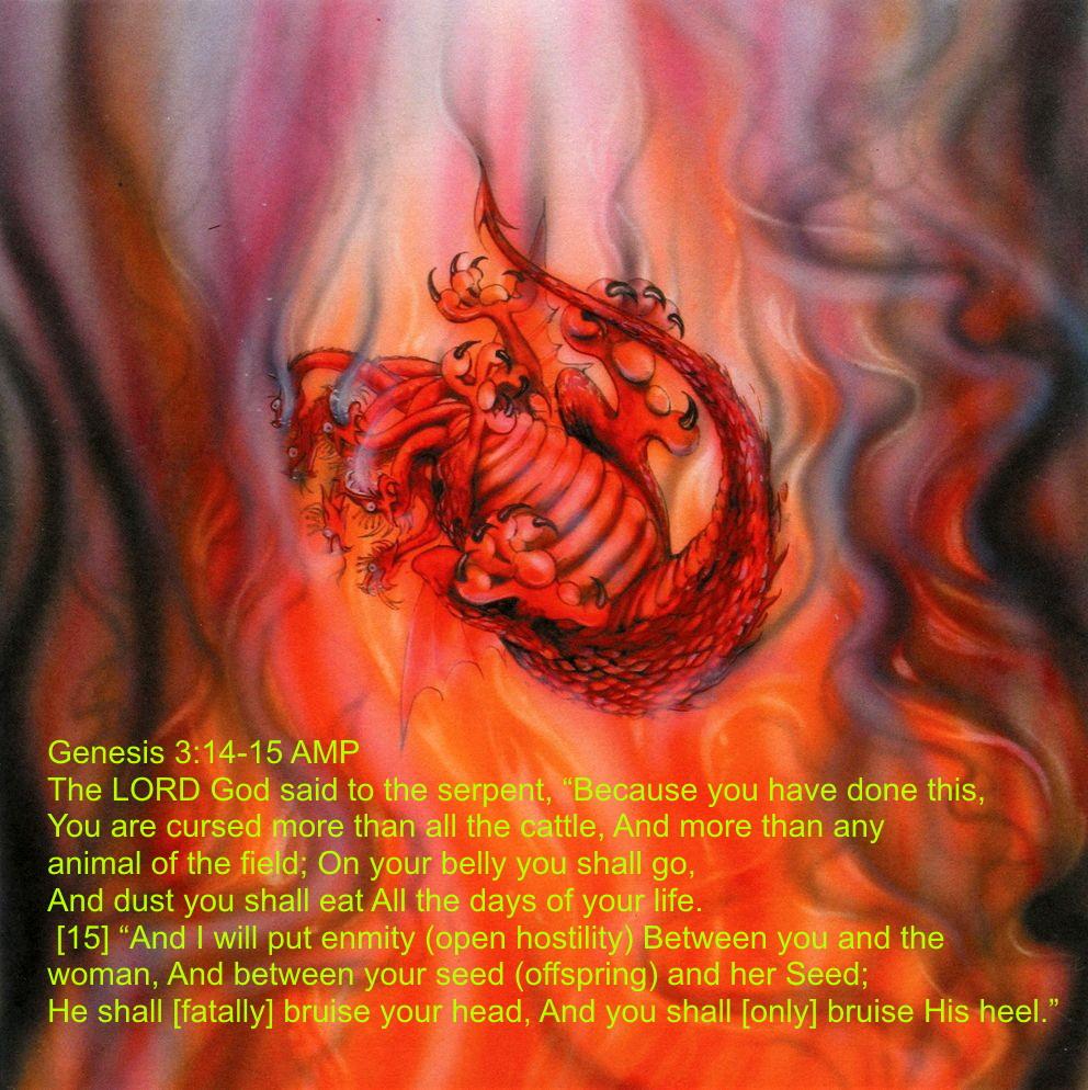 Genesis 3 14-15 11-17-20