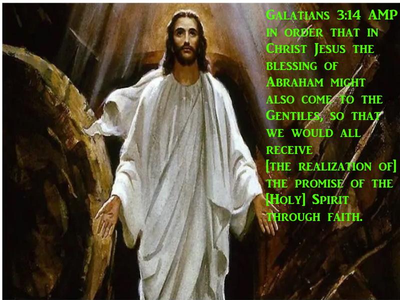 Galatians 3 14 12-04-2020