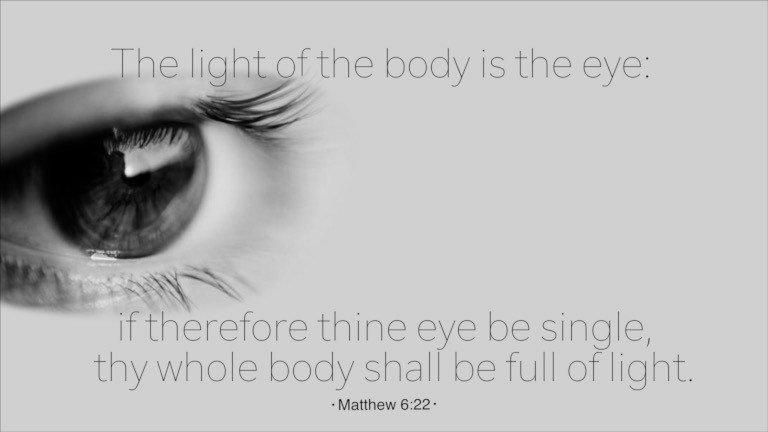 Matthew-6-22 12-30-2020